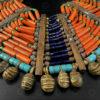 Nagaland necklace NA217. Konyak Naga sub-group, Wakching village, Nagaland, Eastern India.