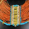Nagaland necklace NA218. Konyak Naga sub-group, Wakching village, Nagaland, Eastern India.