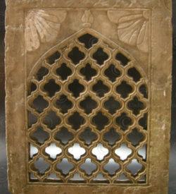 Indian sandstone jali