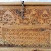 Chitral antique chest 17F39. Chitral valley  region, Northern Pakistan.