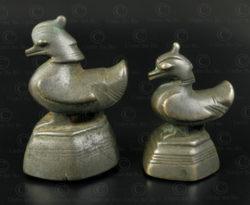 Birds Asian weights OP183. Burma.