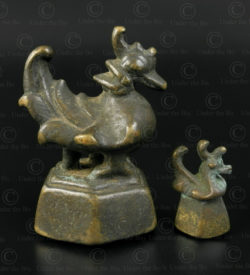 Birds Asian weights OP185. Burma.