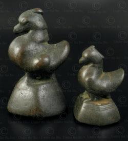 Birds Asian weights OP186. Burma.