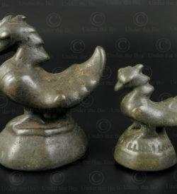 Poids d'Asie oiseaux OP184. Birmanie.
