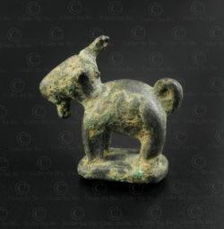 Poids d'Asie chèvre OP193B. Birmanie.