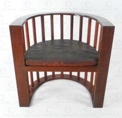Art Deco Armchair FV10