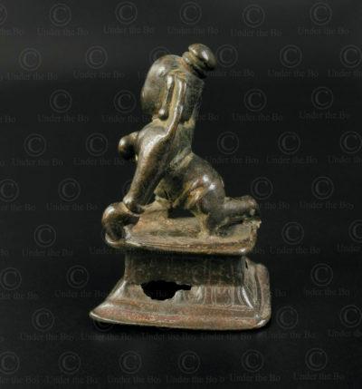 Bronze Balakrishna 16N48. Tamil Nadu state, Southern India.