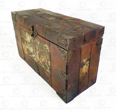 Tibetan chest CH16. Tibet.
