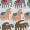 Rajasthan animals appliqué IN22. Rajasthan, Northern India.