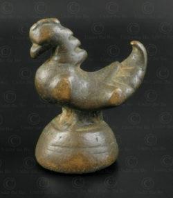Poids d'Asie oiseau OP177D. Birmanie.