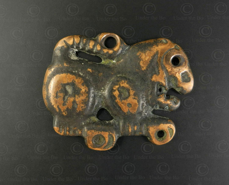 Scythian thogchag TIB178B. Scythian style, found in Mongolia.