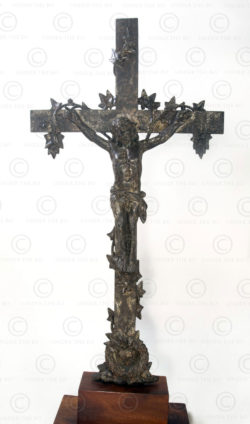 French cast iron wayside cross FR34A .France.