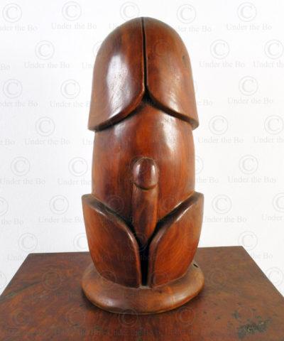 Wooden palad khik FV118C .Under the Bo workshop, Thailand.