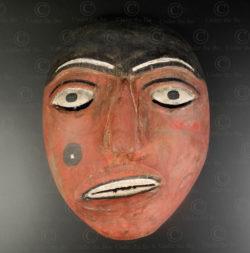Karo Batak mask ID90. Sumatra