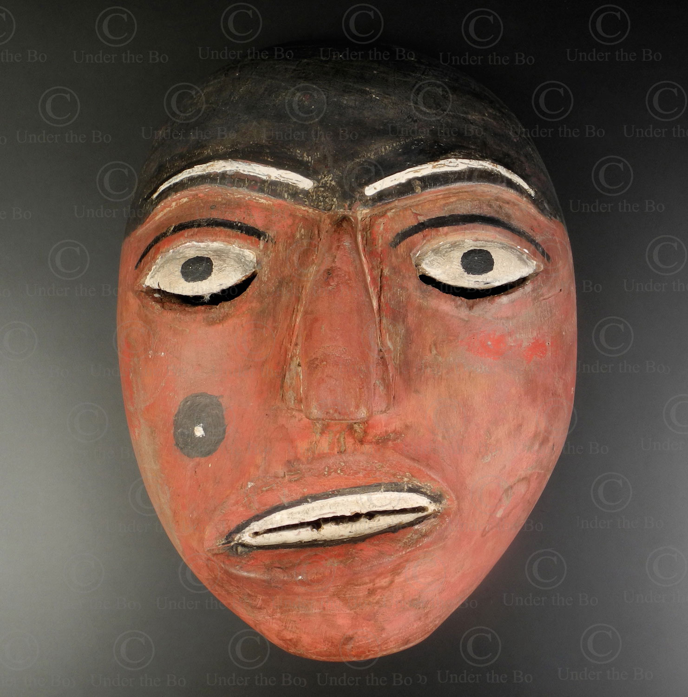 Karo Batak mask ID90