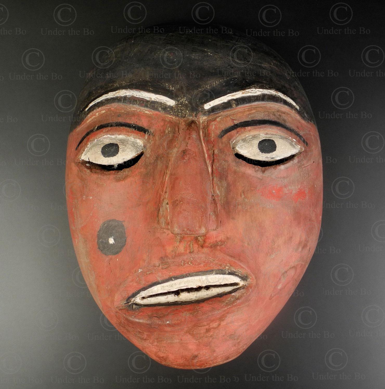 Masque batak karo ID90