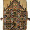 Syrian embroidery PAK47. Rural Syria.
