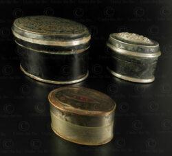 Burmese lime boxes BU582. Burma.